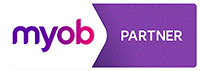 This image has an empty alt attribute; its file name is Myob-Partner.png